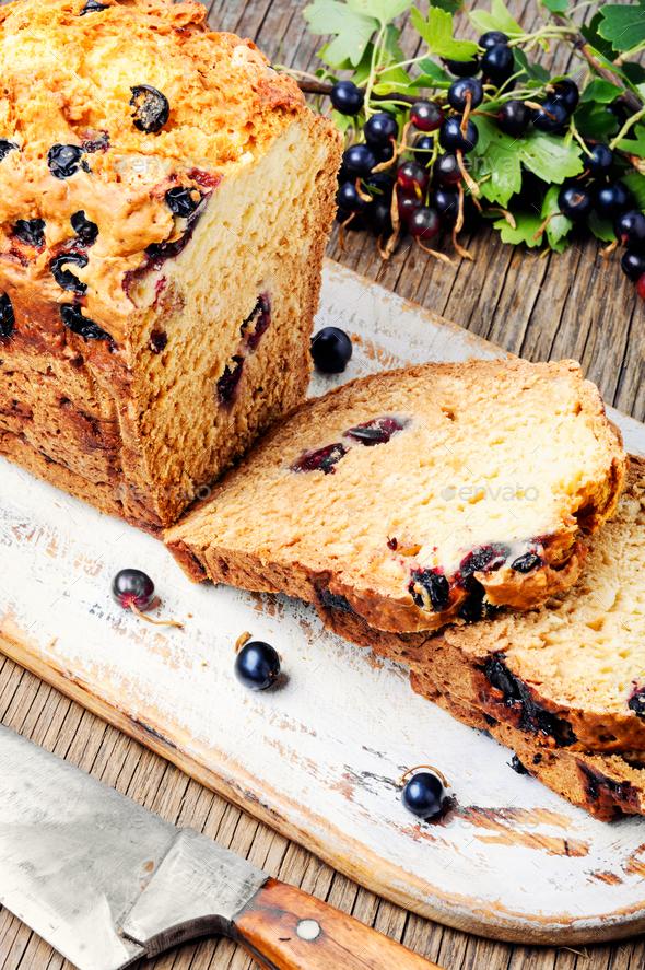 Irish fresh fragrant bread - Stock Photo - Images
