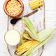 Cup of corn milk - PhotoDune Item for Sale