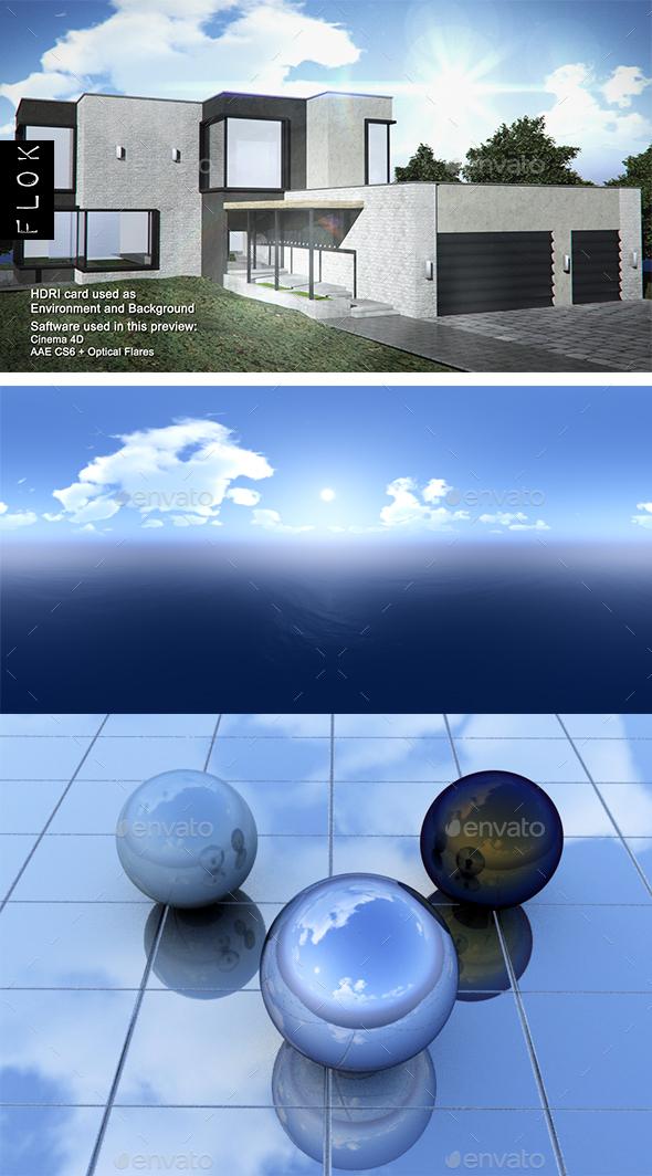 Daylight Sea 3 - 3DOcean Item for Sale