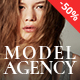 Podium | Model Agency WordPress Theme - ThemeForest Item for Sale