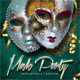 Carnival Mask Party - GraphicRiver Item for Sale