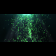 Green Particles - VideoHive Item for Sale
