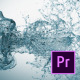 Thrusting Liquid Logo Reveal- Premiere Pro - VideoHive Item for Sale