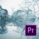 Thrusting Liquid Logo Reveal- Premiere Pro - VideoHive Item for Sale