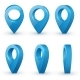 Map Pointers Vector Set - GraphicRiver Item for Sale