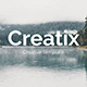 Creatix Creative Powerpoint Template - GraphicRiver Item for Sale