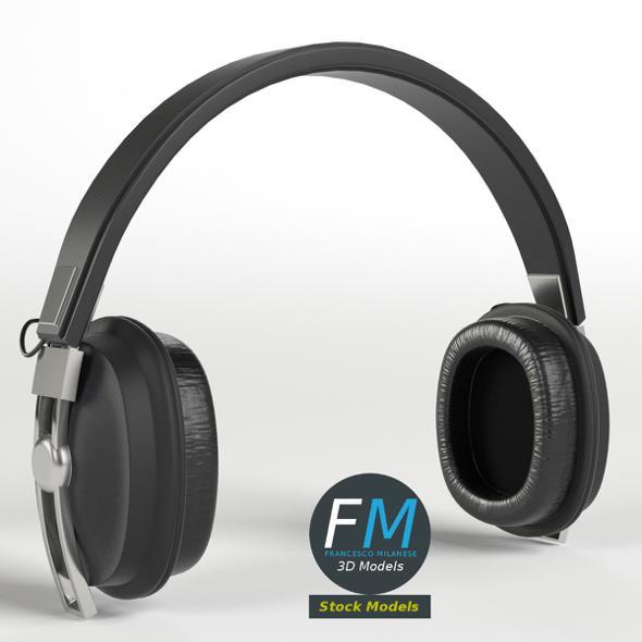 Hi-Fi Headphones - 3DOcean Item for Sale