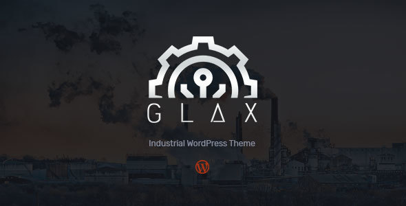Image of Glax | Industry WordPress Theme