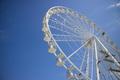 White Ferris wheel - PhotoDune Item for Sale