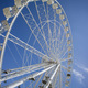 White Ferris wheel - PhotoDune Item for Sale