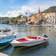 Boats at Marina Corta in Lipari town - PhotoDune Item for Sale