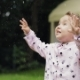 Little Curly Girl in Huge Bubble Feeling Happy. . Bubble Show - VideoHive Item for Sale