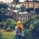Redheaded Girl In Glasgow - PhotoDune Item for Sale