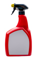 Isolated Red Spray Bottle - PhotoDune Item for Sale