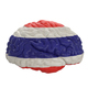 Thailand. Flag on Human brain. 3D illustration. - PhotoDune Item for Sale