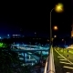 Night City Traffic. Avenue and Highway. Traffic Flowing with Blurred Motion.  , Night in Kuala Lumpu - VideoHive Item for Sale