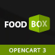 Food Box - Multipurpose Opencart 3.x Responsive Theme - ThemeForest Item for Sale