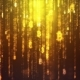 Flying Into Gold Bitcoin Rain - VideoHive Item for Sale