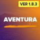 Aventura - Travel & Tour Booking System WordPress Theme - ThemeForest Item for Sale