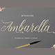 Ambarella - GraphicRiver Item for Sale