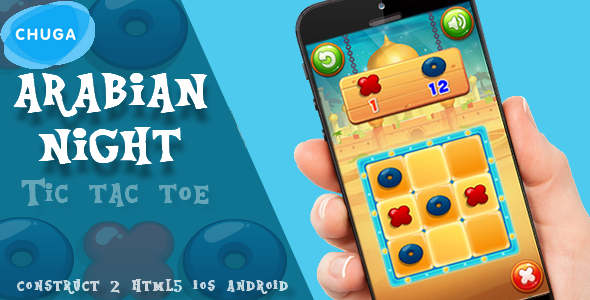Arabian night-tic tac toe            Nulled