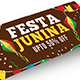Festa Junina Facebook Cover - GraphicRiver Item for Sale