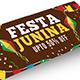 Festa Junina Facebook Cover