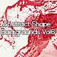 Abstract Shape Backgrounds Vol6