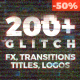 Distorted - Ultimate Glitch Effects Library - VideoHive Item for Sale