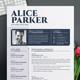 CV Template | Resume Template | CV Design + Cover Letter for Microsoft Word