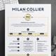 Creative Resume / CV Template