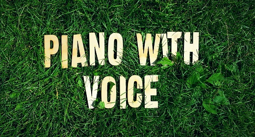 Piano With Voice