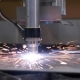 Industrial Production with Cnc Process of Plasma Machine for Cut Metal - VideoHive Item for Sale