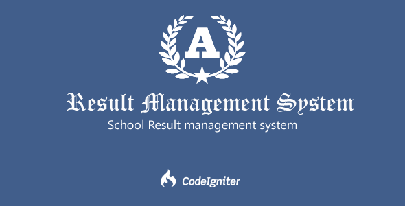 Result Management  System            Nulled