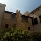 Madrid Spain Santa Maria Almudena and the Statue of Pope John II - VideoHive Item for Sale