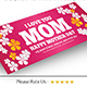 Mothers Day Facebook - GraphicRiver Item for Sale