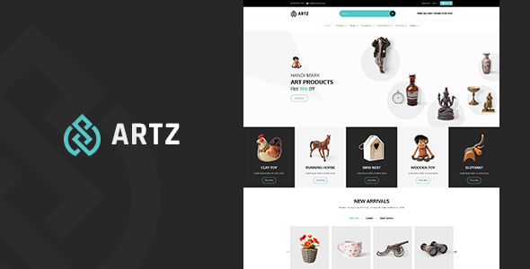 Artz | Art, Photography Shopify Theme - Shopify eCommerce