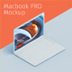 Macbook Pro Creative Mockup - GraphicRiver Item for Sale