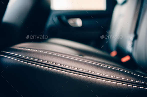 Car Leather Upholstery >> Car Seat Leather Upholstery Detail
