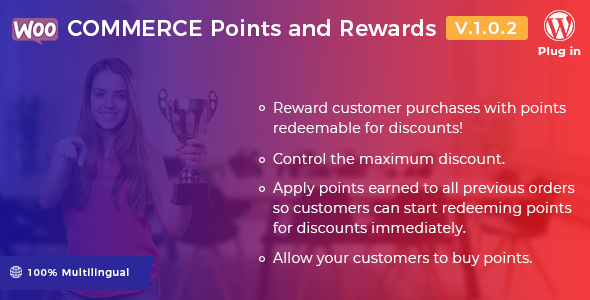 WooCommerce Points and Rewards - WordPress Plugin            Nulled
