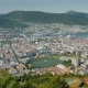 Top View of the City of Bergen in Norway - VideoHive Item for Sale