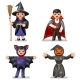 Halloween Children - GraphicRiver Item for Sale
