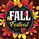 Fall Festival Flyer Template - GraphicRiver Item for Sale