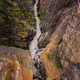 Ouray Box Canyon Waterfall view from the top - PhotoDune Item for Sale