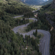Million Dollar Highway Colorado Route 550 near Ouray Aerial - PhotoDune Item for Sale