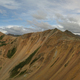 Corkscrew Gulch Pass Red Mountain no 1 Colorado Aerial - PhotoDune Item for Sale
