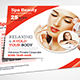 Spa Postcard - GraphicRiver Item for Sale