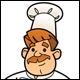 Gestures of Chef