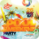 Pool Weekend Party Poster / Flyer - GraphicRiver Item for Sale