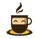 Coffee Ninja Logo - GraphicRiver Item for Sale
